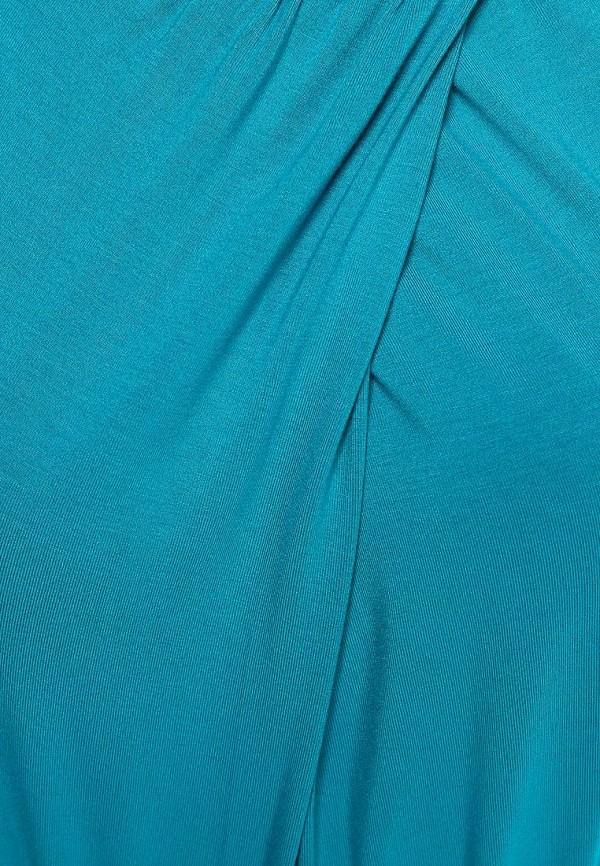 Фото 2 - женское платье Sela голубого цвета