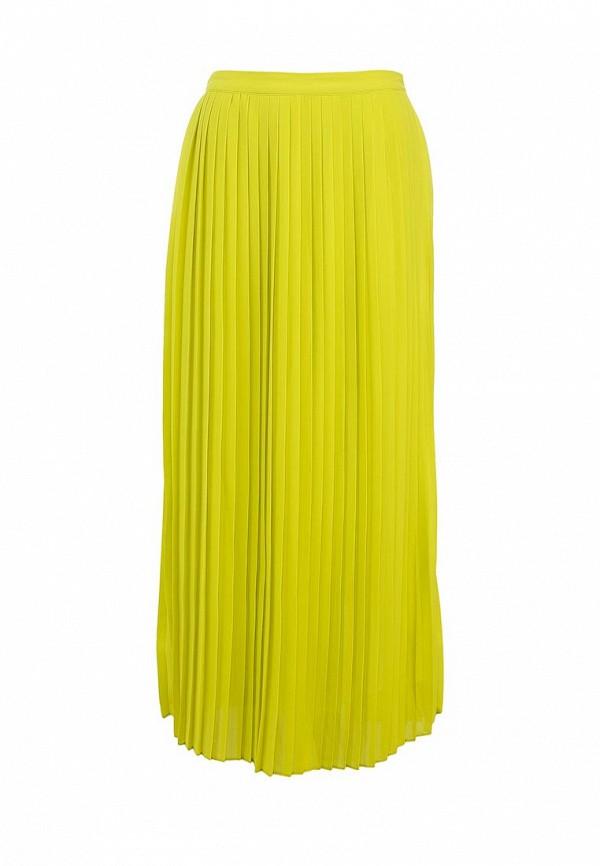 Фото - женскую юбку Sela зеленого цвета