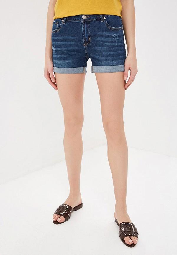 Шорты джинсовые Sela Sela SE001EWEZPE6 цена 2017