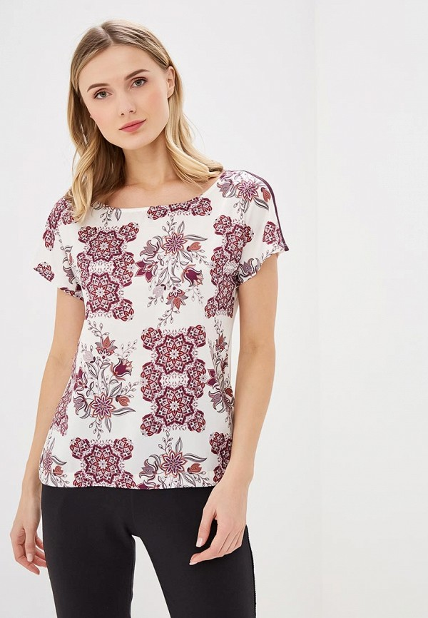 Блуза Sela Sela SE001EWEZPG8 цены онлайн