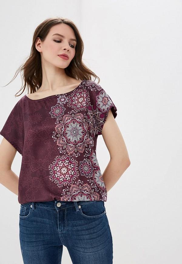 Блуза Sela Sela SE001EWEZPG9 блуза sela sela se001ewezph9