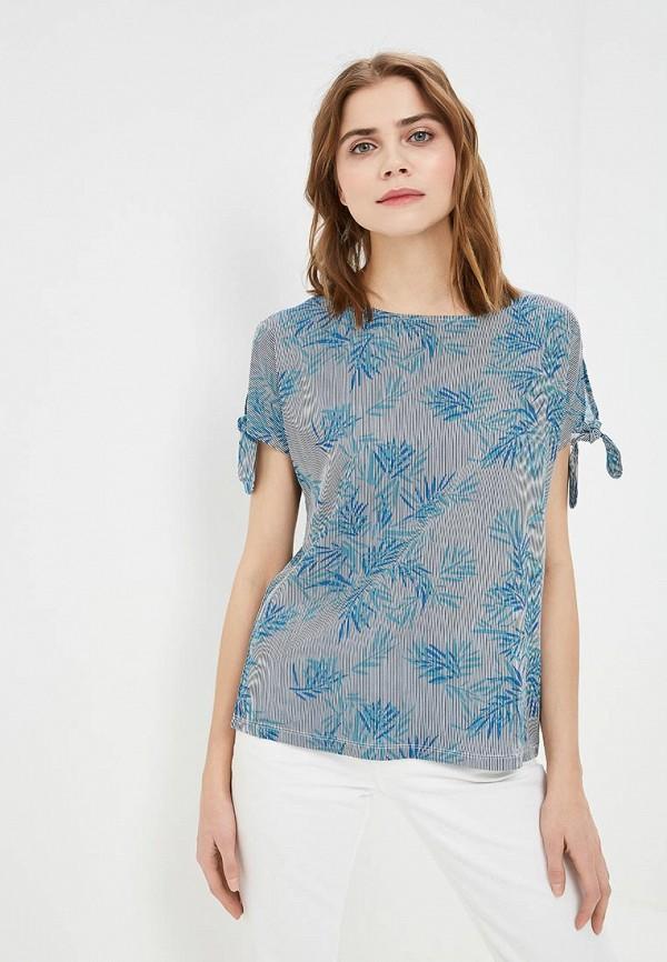 Блуза Sela Sela SE001EWEZPH6 блузка женская sela цвет синий bks 112 558 8293 размер xxl 52