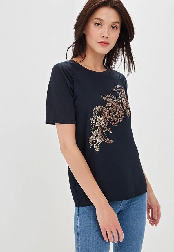Футболка Sela Sela SE001EWFCYS2 футболка женская sela цвет туманный синий ts 111 4334 9171 размер l 48