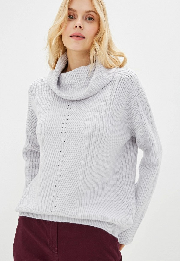 женский свитер sela, серый