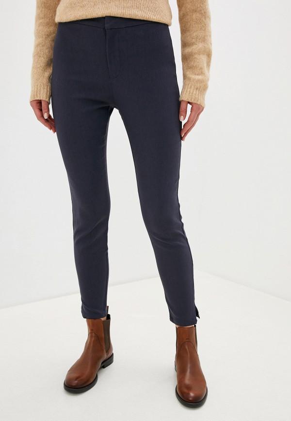 женские повседневные брюки sela, серые