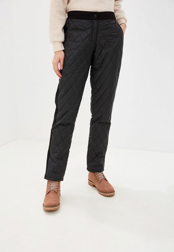 женские брюки sela, черные
