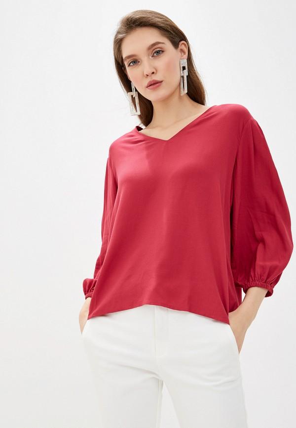 женская блузка sela, розовая