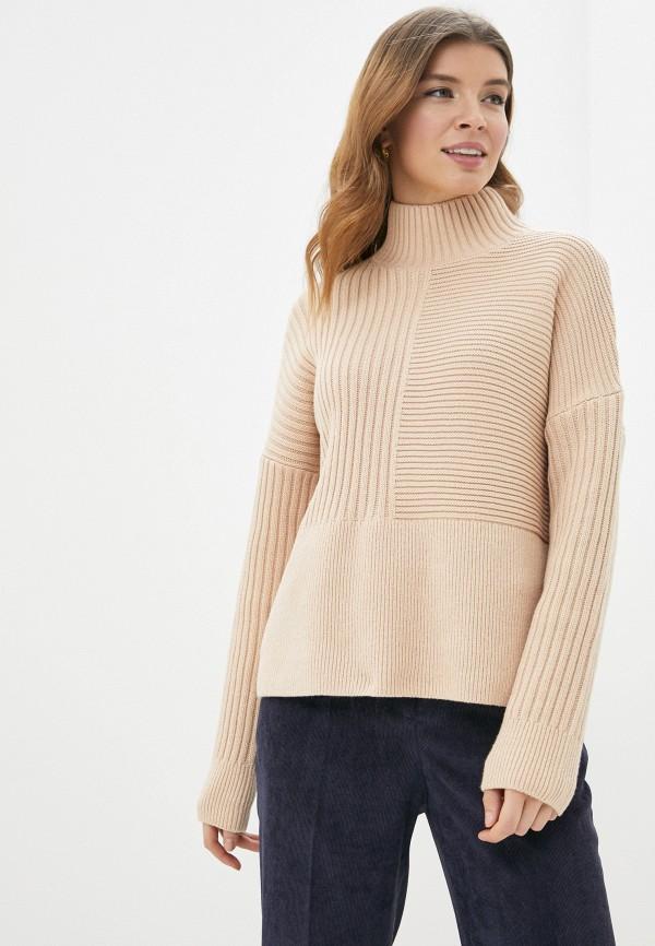 женский свитер sela, бежевый
