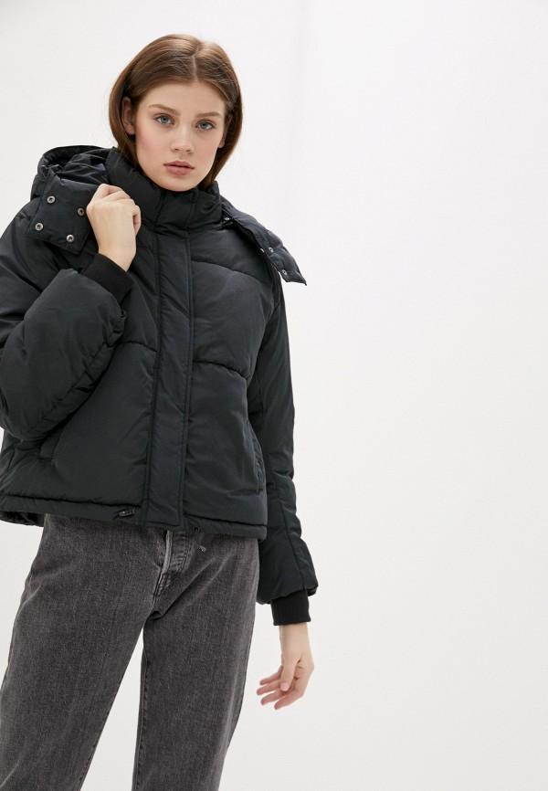 женская куртка sela, черная