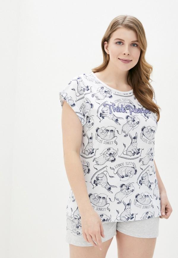 женская пижама sela, разноцветная