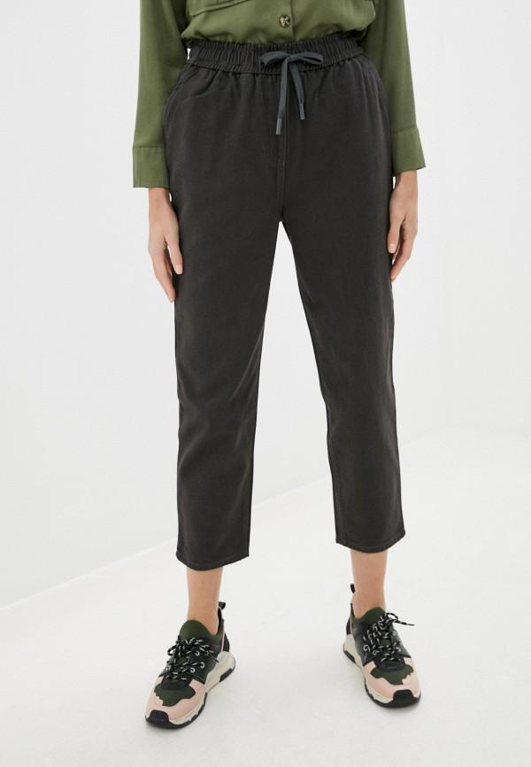 женские брюки sela, серые
