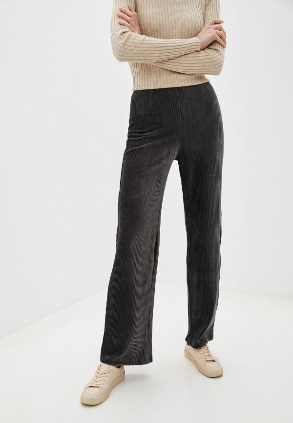 женские повседневные брюки sela, зеленые