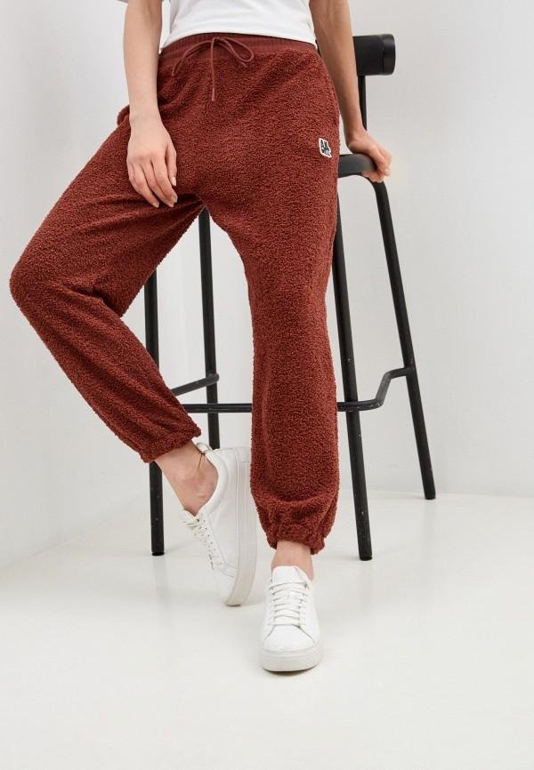 женские спортивные брюки sela, коричневые