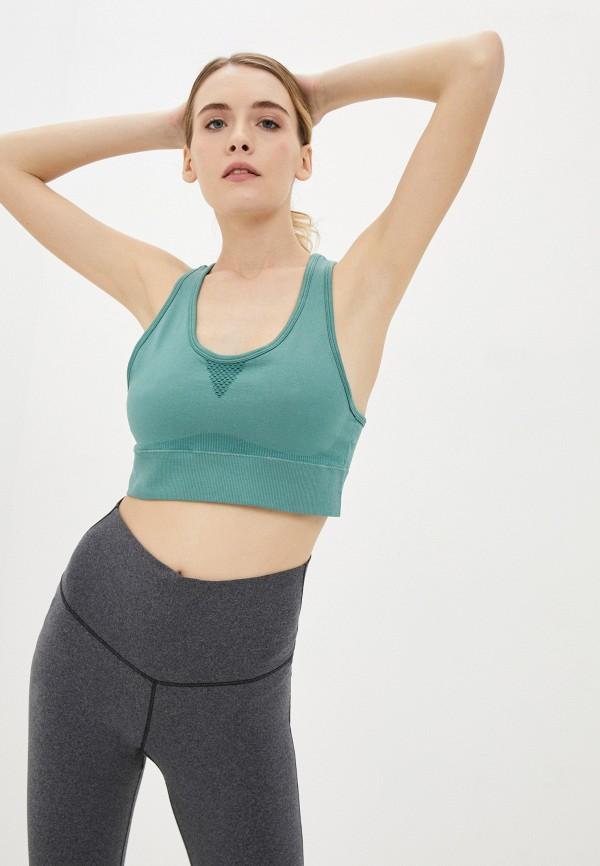 женский спортивный костюм sela, бирюзовый