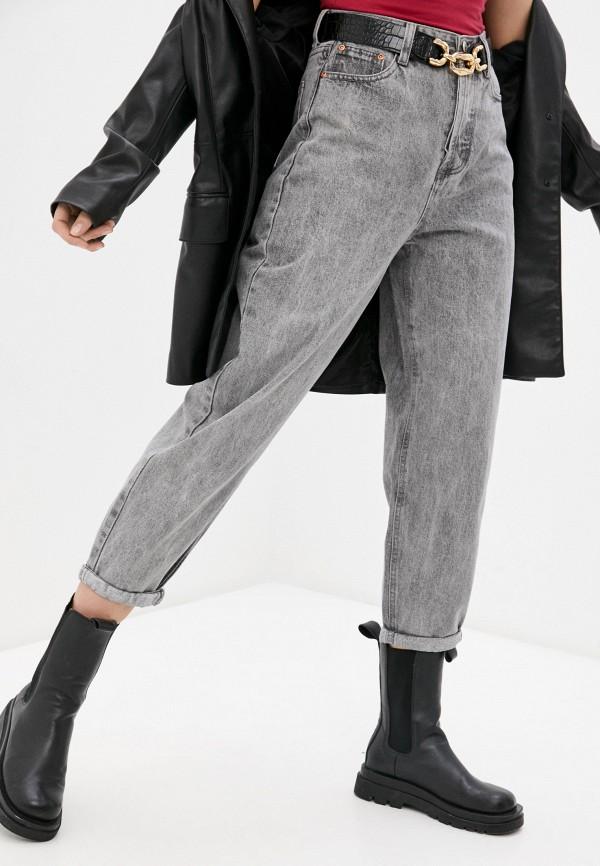 женские джинсы sela, серые