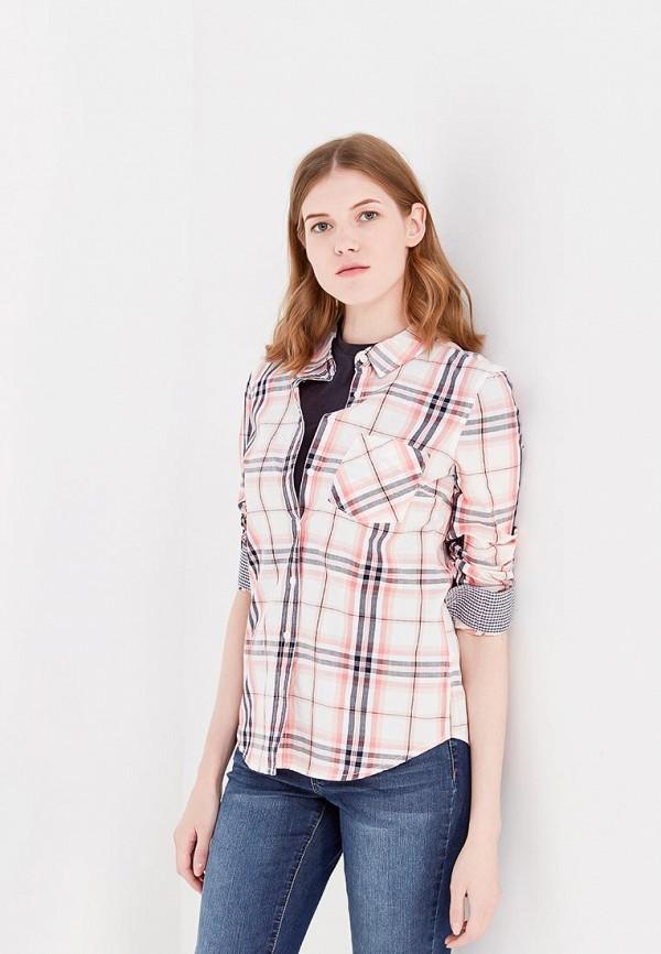 Рубашка Sela Sela SE001EWOQD21 рубашка sela sela se001ewbxcd9