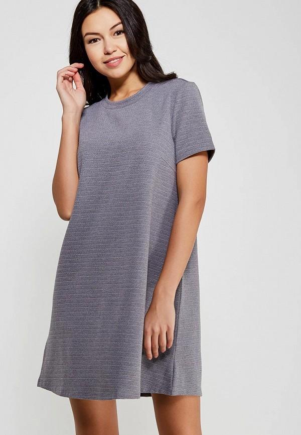 Платье Sela Sela SE001EWURP44 термоноски guahoo цвет черный 51 0523 cw bk размер xl 45 47