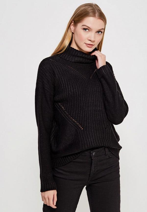 женский свитер sela, черный