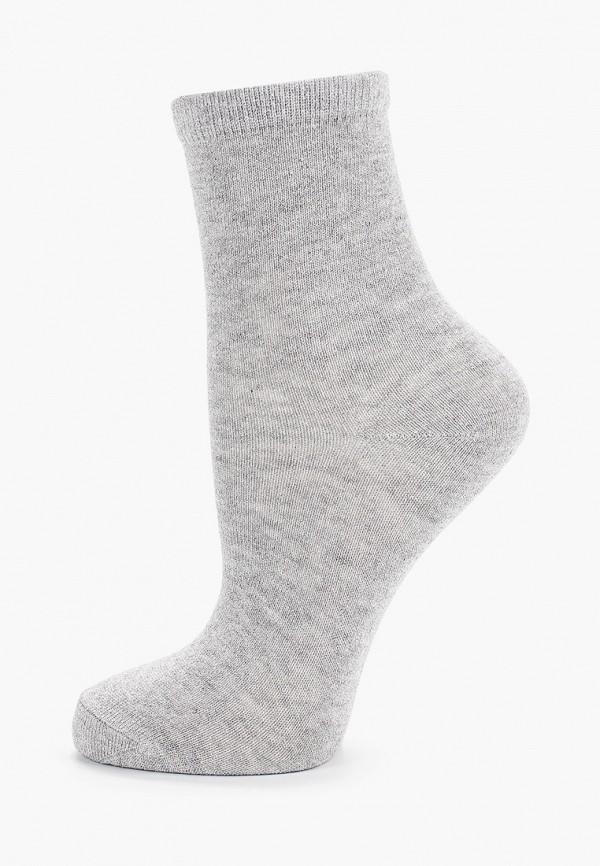 женские носки sela, серебряные