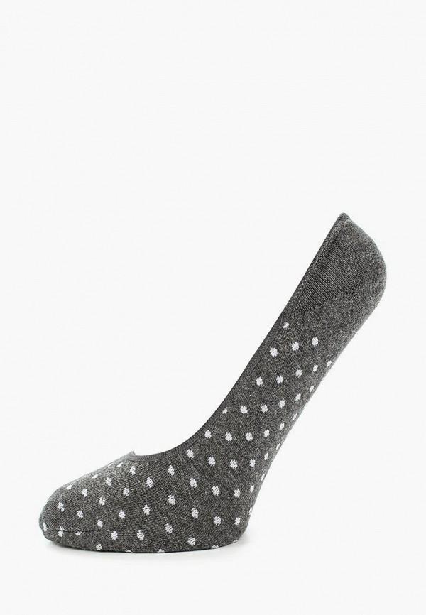 женские носки sela, серые