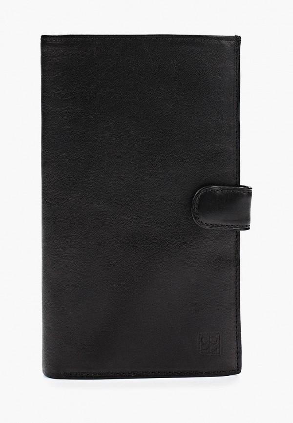 мужской кошелёк sergio belotti, черный