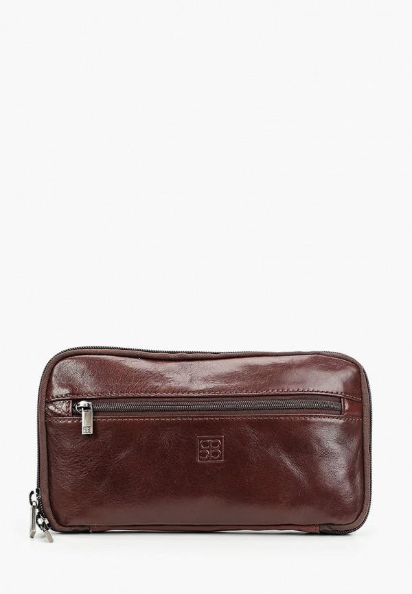 женская сумка sergio belotti, коричневая
