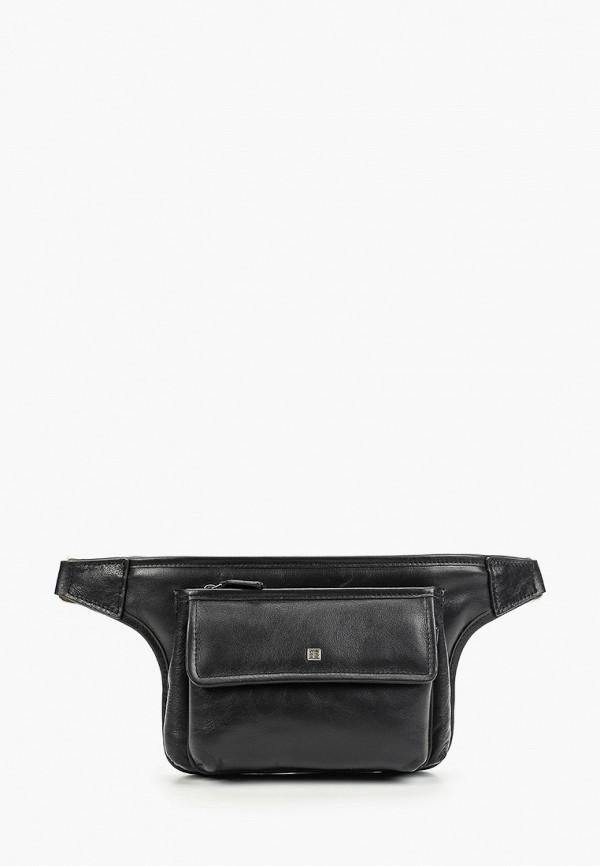 женская сумка sergio belotti, черная