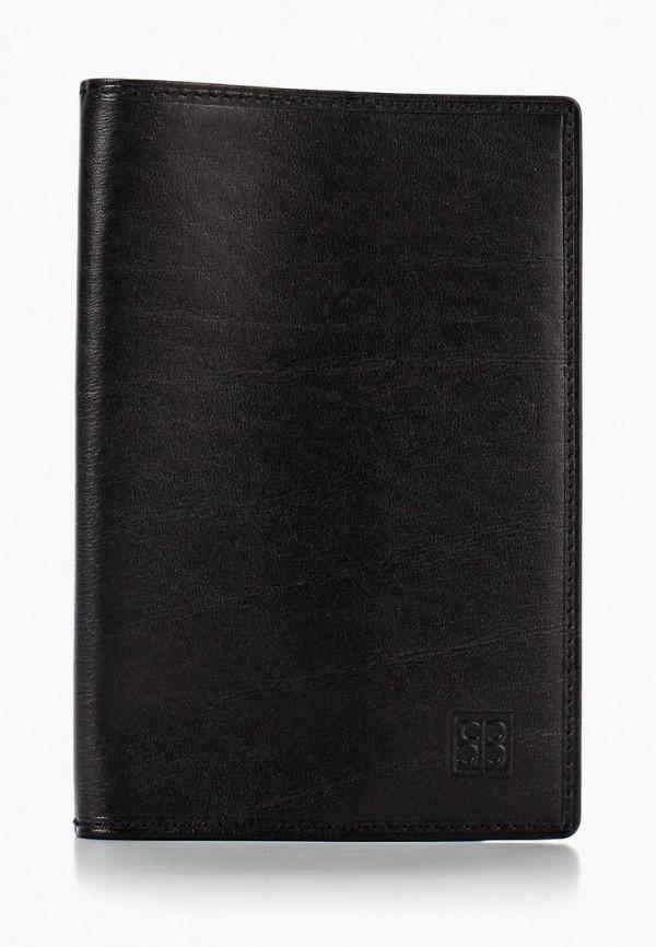 Обложка для документов Sergio Belotti Sergio Belotti SE003DMFLM04 кошельки бумажники и портмоне sergio belotti 1462 milano black