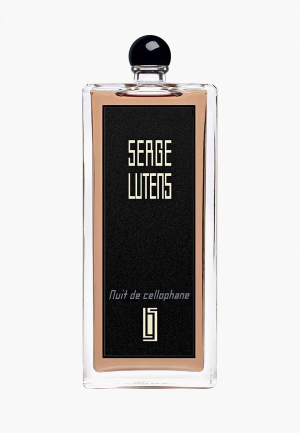 Купить Парфюмерная вода Serge Lutens, Nuit De Cellophane 100 мл, se006luwvf37, прозрачный, Весна-лето 2019