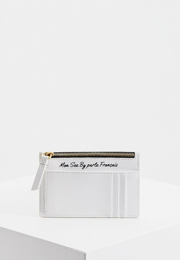 женский кошелёк see by chloe, белый
