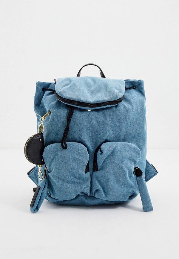 женский кошелёк see by chloe, голубой