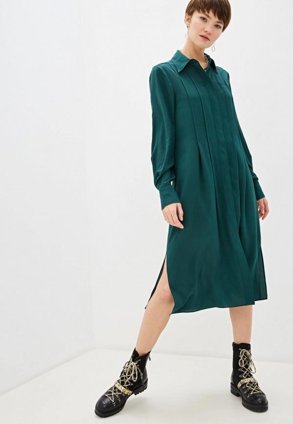женское платье-рубашки see by chloe, зеленое