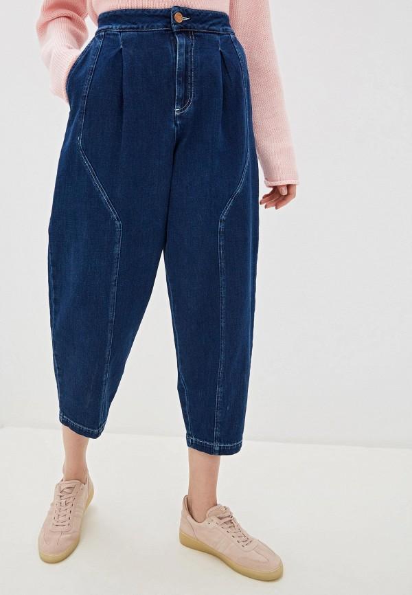 женские джинсы see by chloe, синие