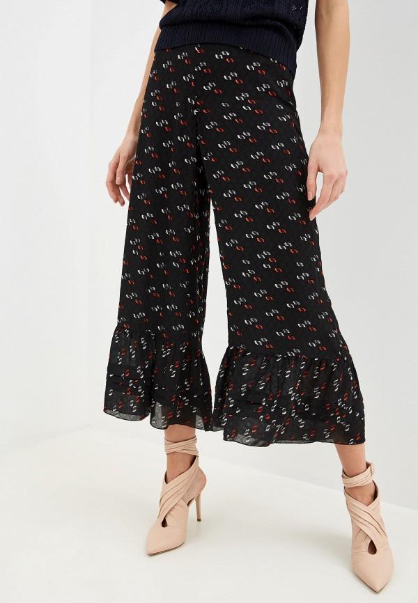 женские классические брюки see by chloe, синие