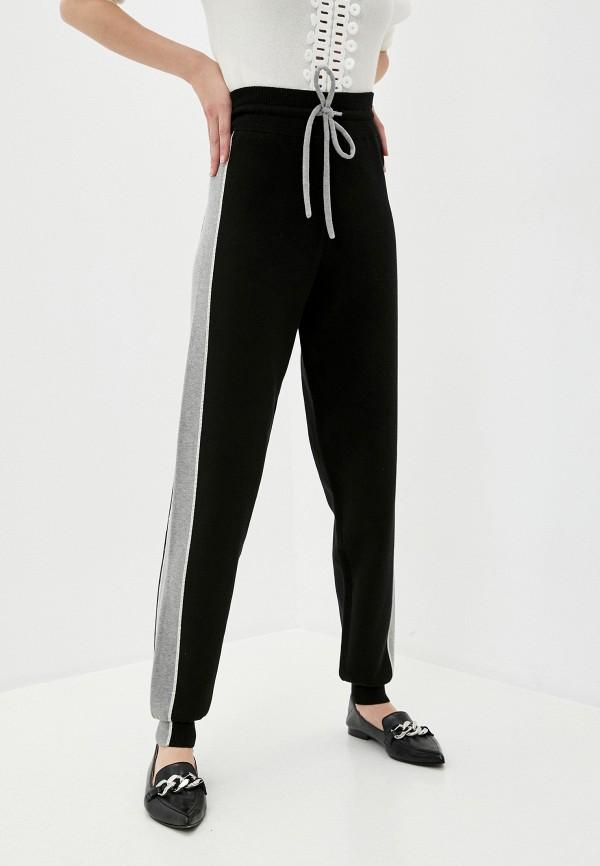 женские брюки see by chloe, черные