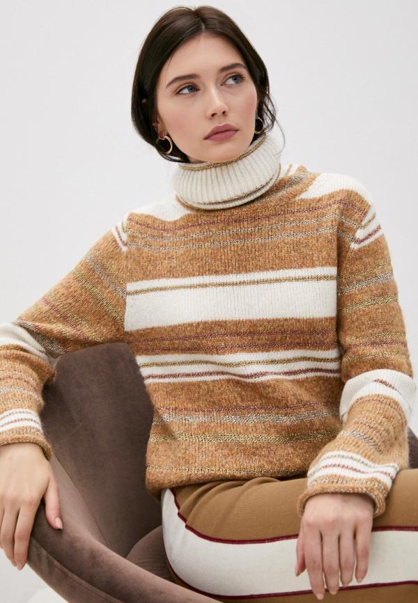 женский свитер see by chloe, разноцветный