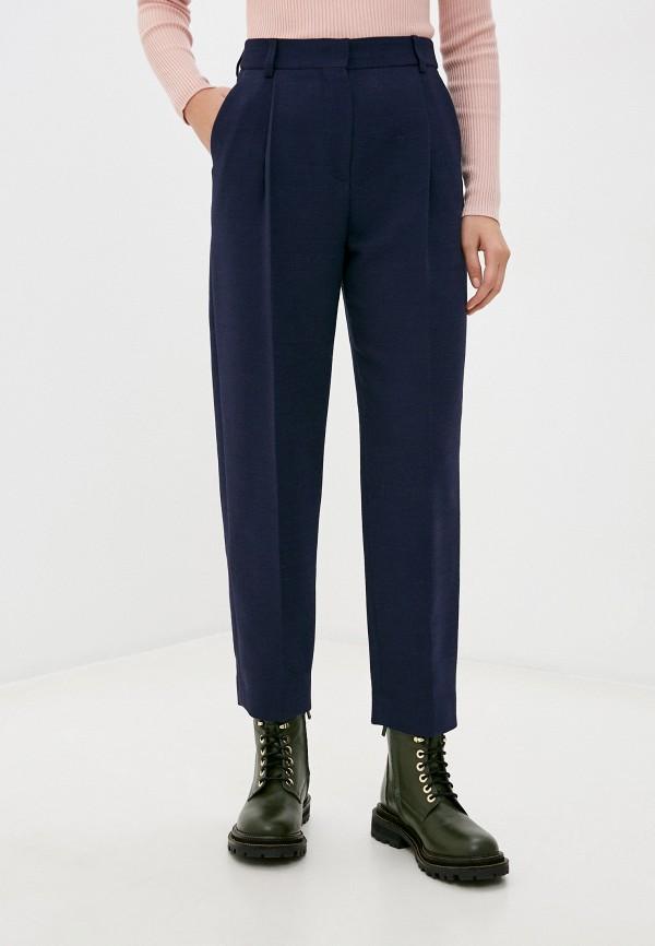 женские повседневные брюки see by chloe, синие