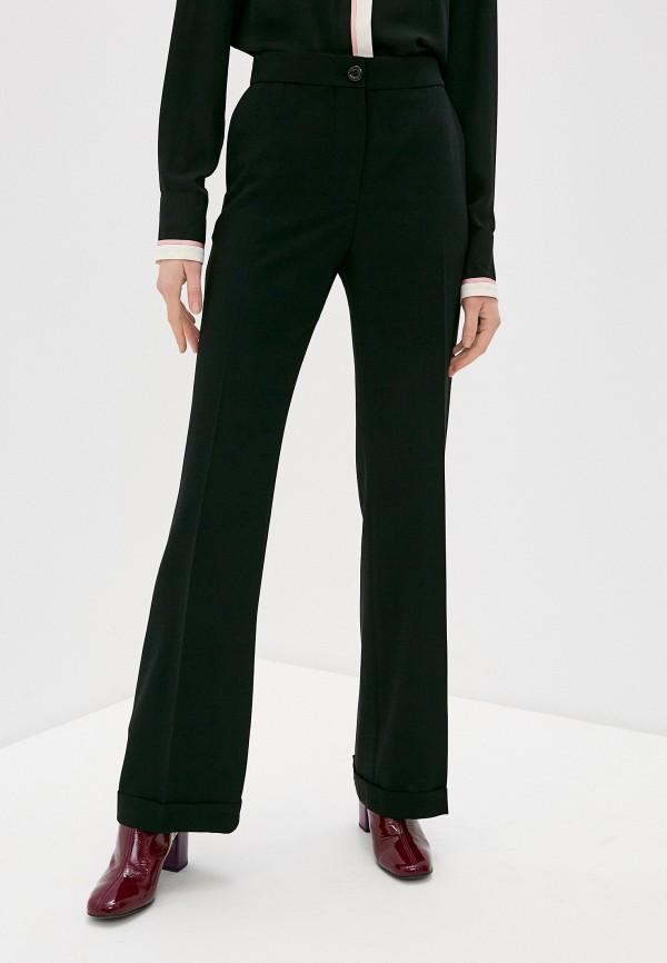 женские классические брюки see by chloe, черные