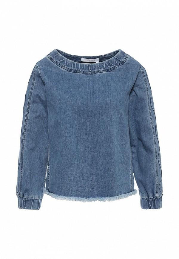 Блуза See by Chloe See by Chloe SE011EWNZO56 mesh see through cut out crochet tights