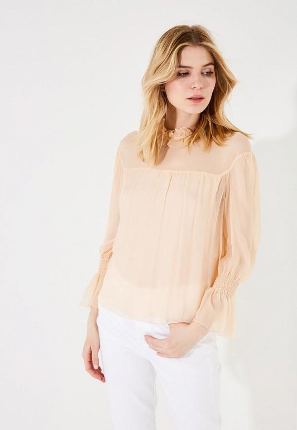 Блуза See by Chloe See by Chloe SE011EWYPV71 braless see through backless babydoll
