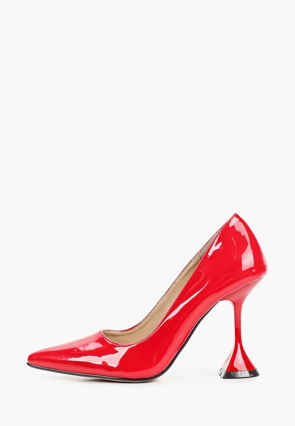 женские туфли sergio todzi, красные