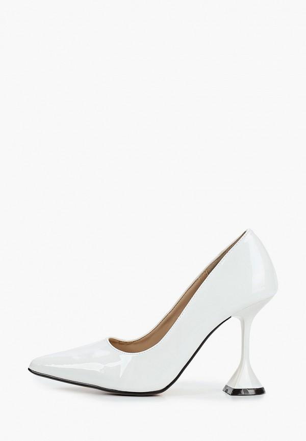женские туфли sergio todzi, белые