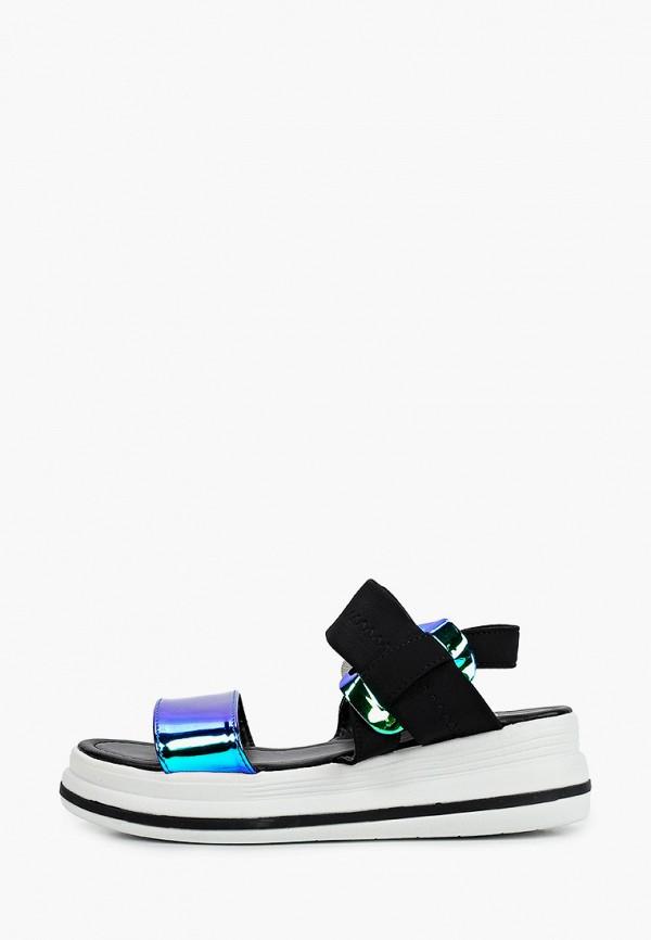 женские сандалии sergio todzi, разноцветные