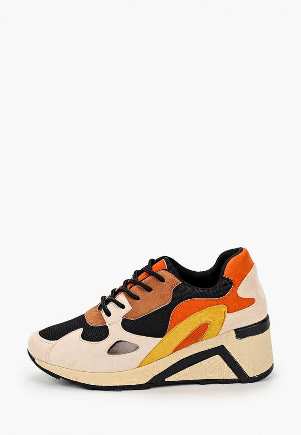 женские кроссовки sergio todzi, разноцветные