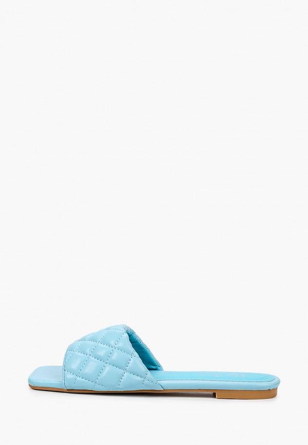женское сабо sergio todzi, голубое
