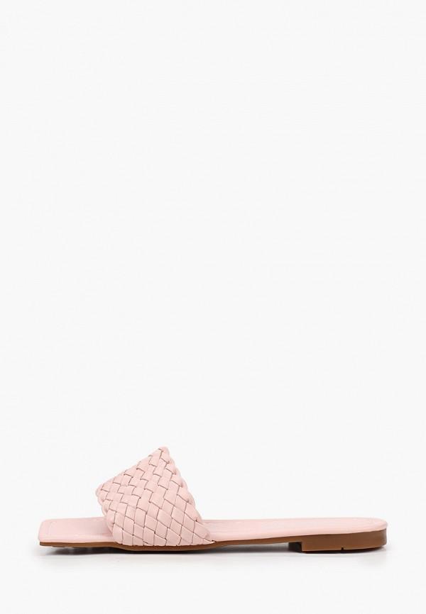 женское сабо sergio todzi, розовое