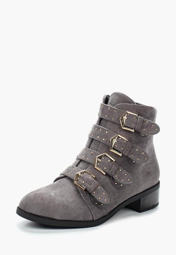Купить Ботинки Sergio Todzi, se025awxmh36, серый, Осень-зима 2017/2018
