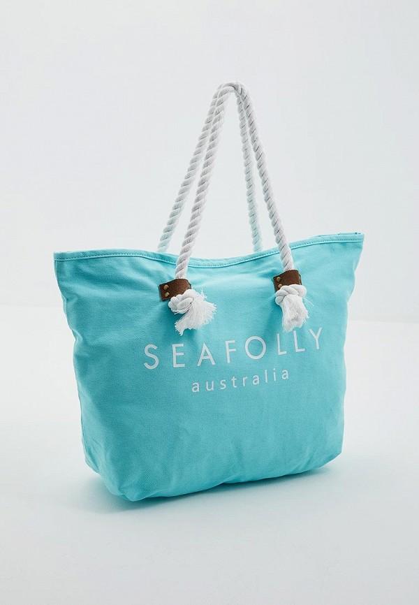 Сумка Seafolly Australia Seafolly Australia SE036BWACIK8