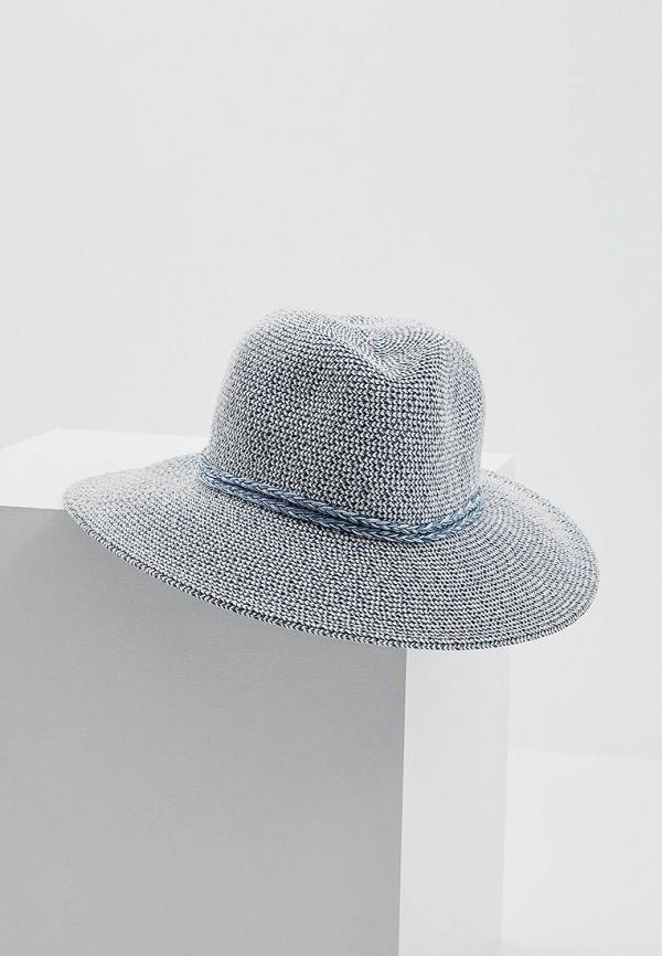 женская шляпа seafolly australia, голубая