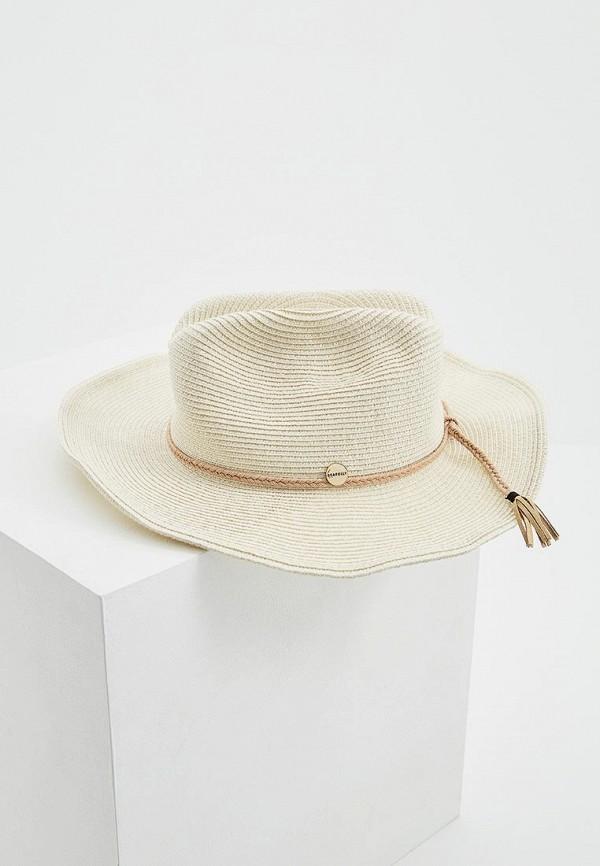 женская шляпа seafolly australia, бежевая